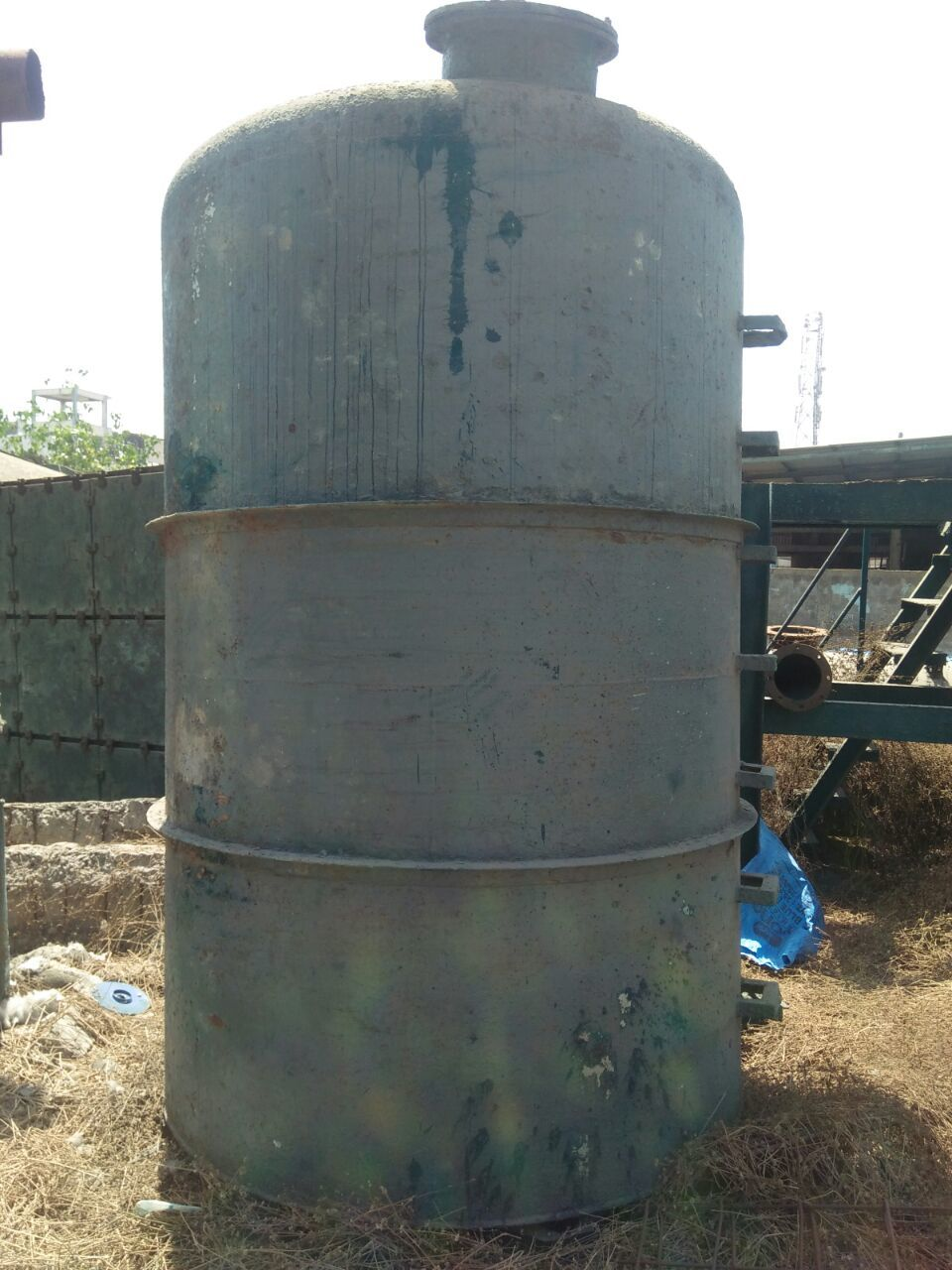 MS Storage Tank - 6 KL