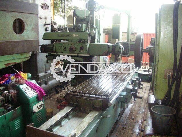 Graffenstaden FB-830-SD8 Milling Machine