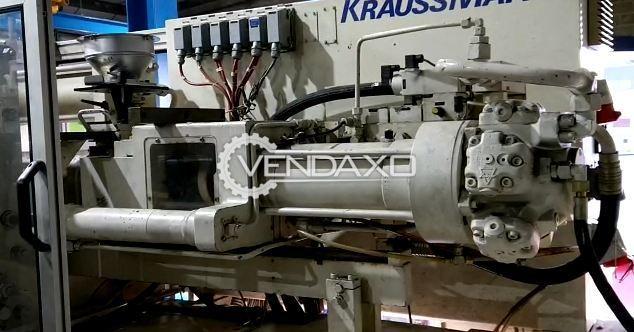 Krauss Maffei KM 110 Injection Moulding Machine - 110 Ton