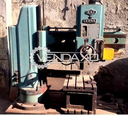 Czech VR-4A Radial Drill Machine - 50 MM