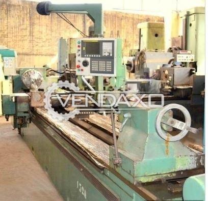 Wanderer CNC Thread Milling Machine