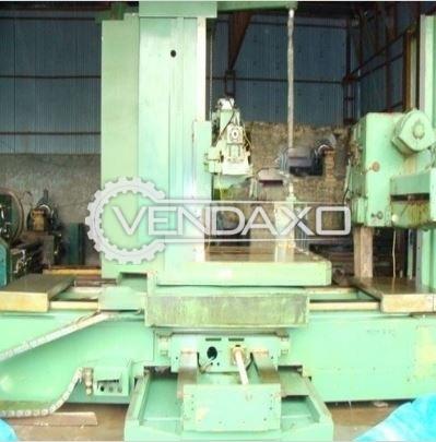 Lizzati CNC Gun Drilling Machine - 40 MM