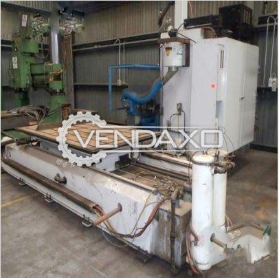 Tarus CNC Gun Drilling Machine
