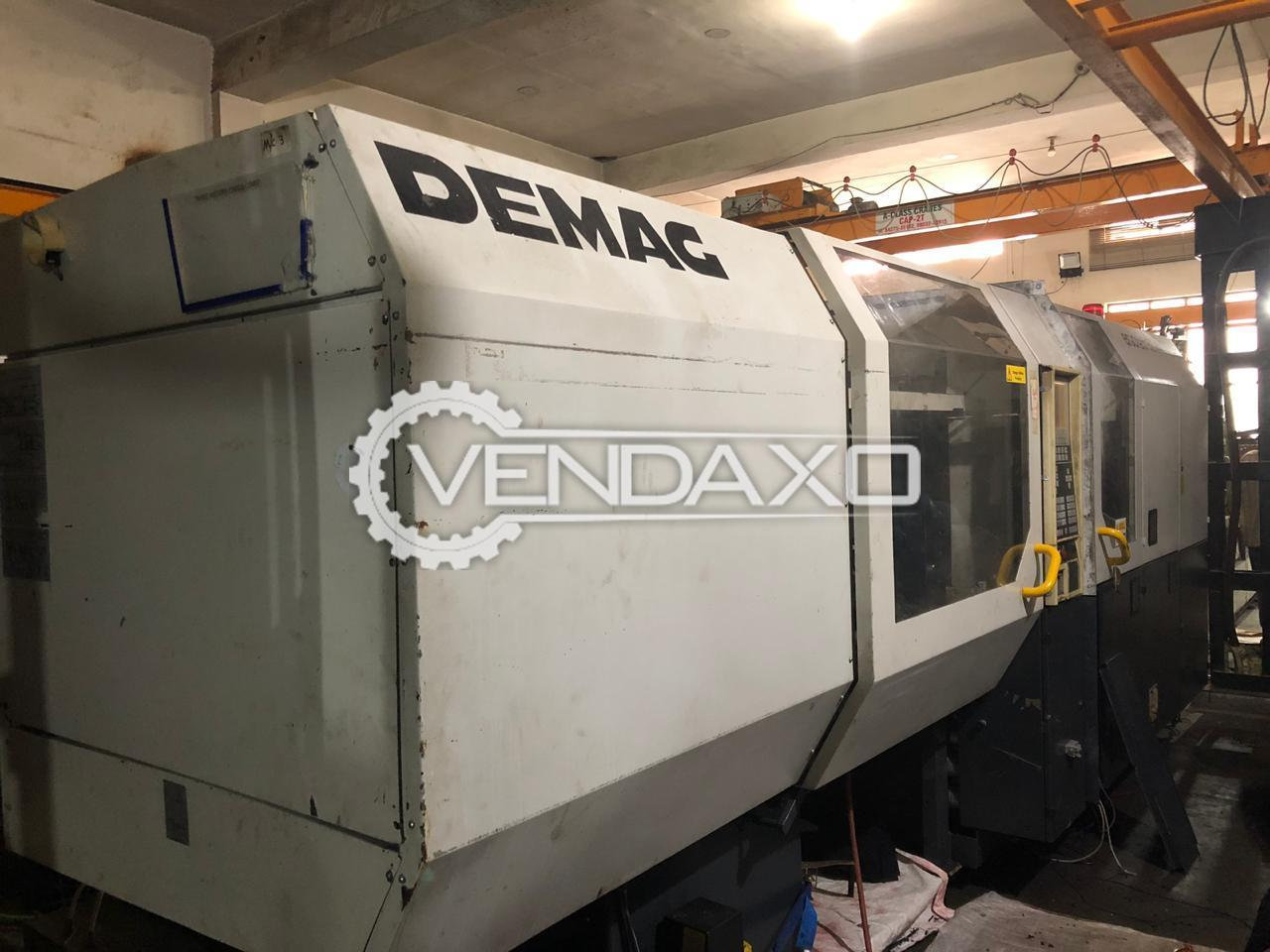Demag Ergotech 150 Injection Moulding Machine - 150 Ton