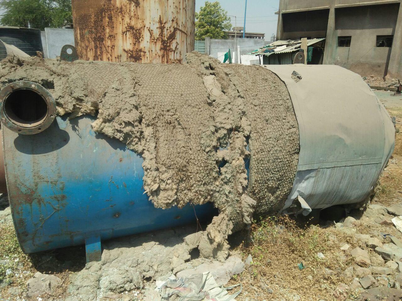 Hot air boiler 2