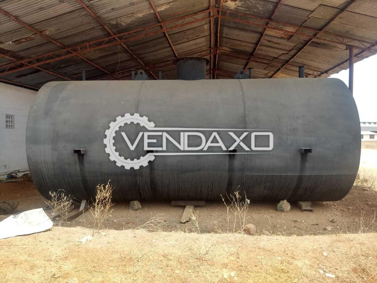 Indian Make MS Storage Tank - 33 KL