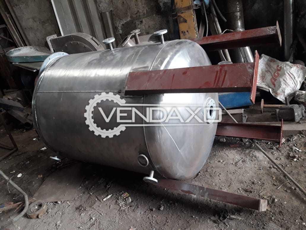 Indian Make Receiver - 1500 Liter