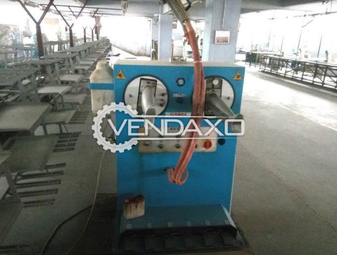 Available For Sale Shoe Machinery - 500 Pair per day, 2012 Model