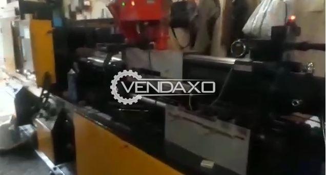 Windsor Plastic Injection Moulding Machine - 130 Ton