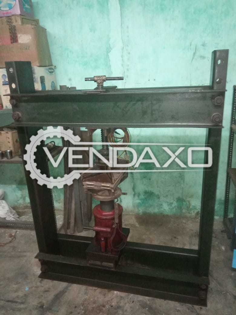 Available For Sale Rubber Hydraulic Press - 300 x 200 mm
