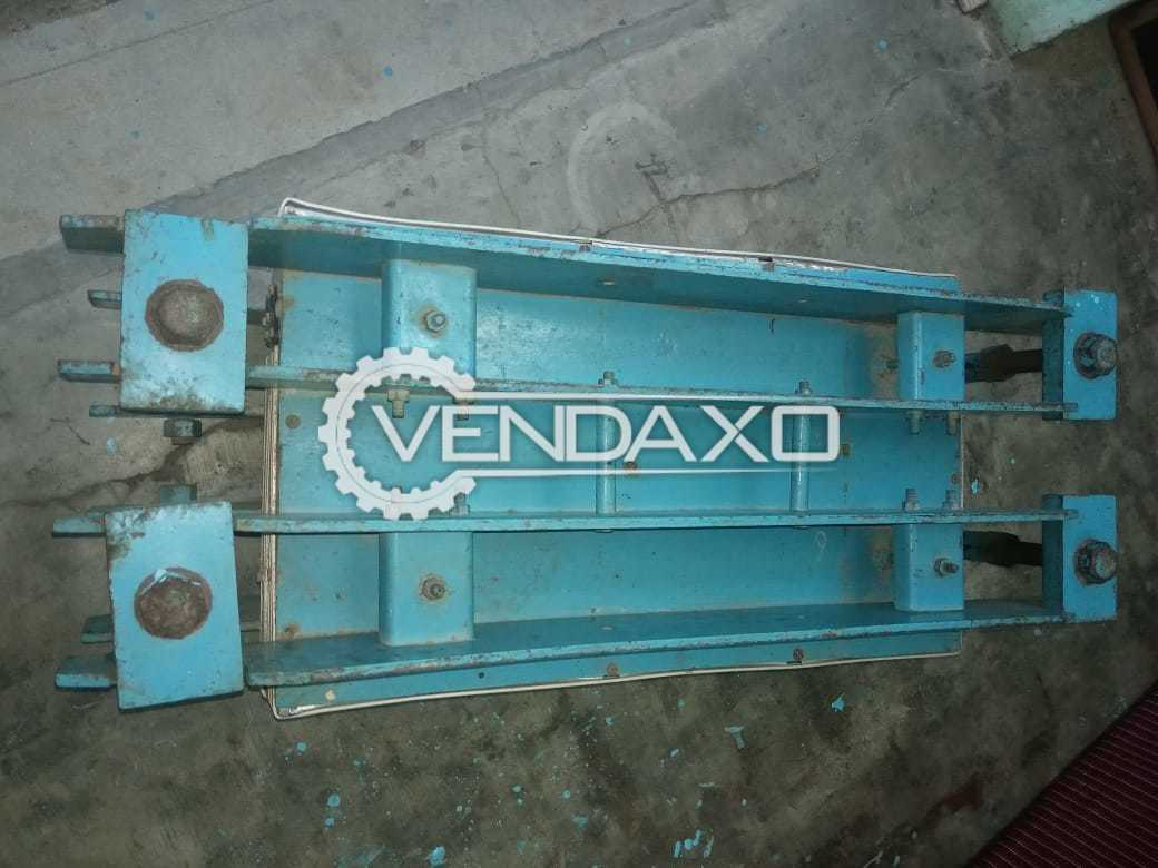 Rubber Belt Vulcanizing Machine - 700 x 400 mm