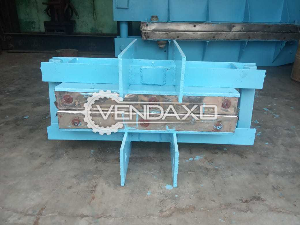 Rubber Patch Work Machine - 500 x 200 mm