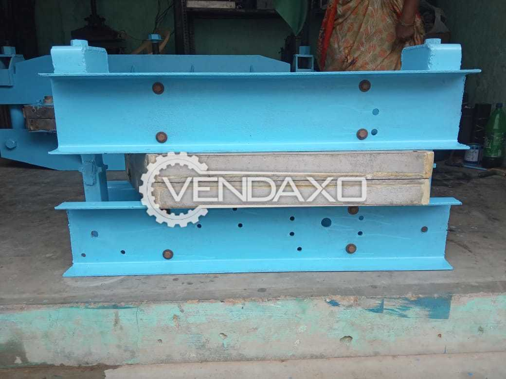 Rubber Belt Vulcanizing Machine - 600 x 300 mm