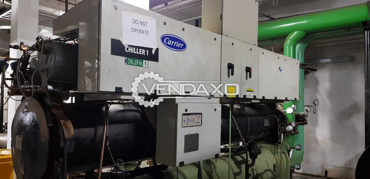 Carrier Make Water Cooled Chiller - 320 TR