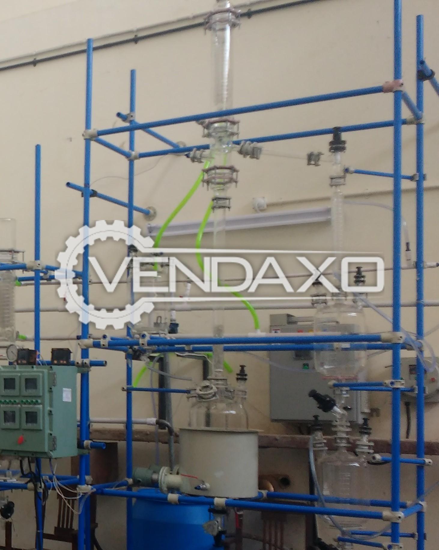 Glass Distillation Assembly - 20 Liter, 2018 Model