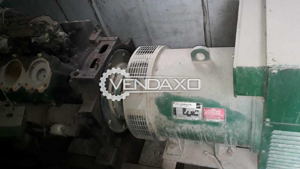 Kirloskar Diesel Generator Alternator - 125 kVA