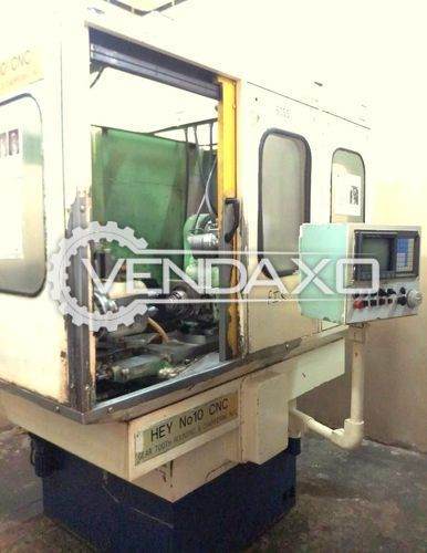 HEY Make CNC Tooth Rounding Machine - Work Diameter : 250 mm