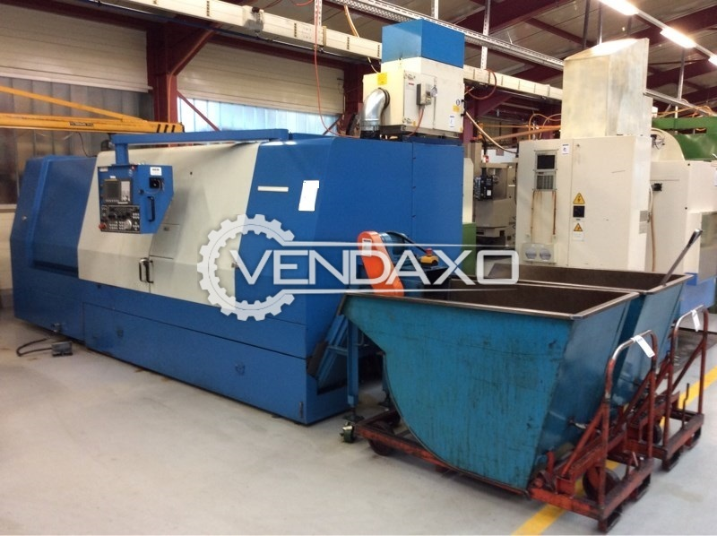 FEMCO HL-45 CNC Lathe Machine