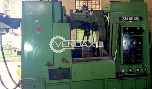 Staehely Make Gear Skiving Machine - Diameter : 500 mm