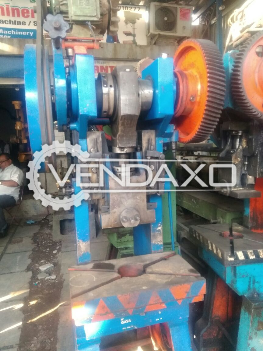 Gayatri Vijay Power Press - 20 Ton