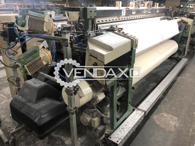Picanol Omni Loom Machine - Width - 280 CM
