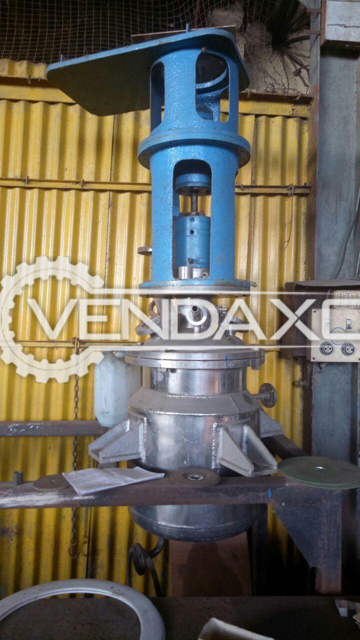 Pratik Reactor - 30 liter