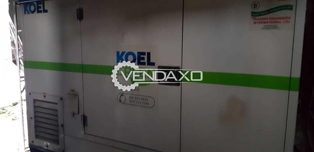 Kirloskar Diesel Generator - 50 kVA, 2015 Model