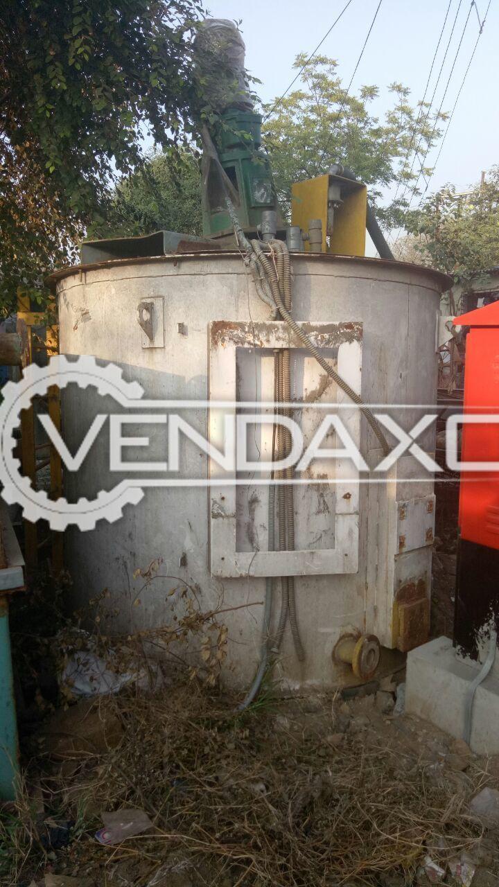 Pratik Chemical Mixing Tank - 5000 Liter