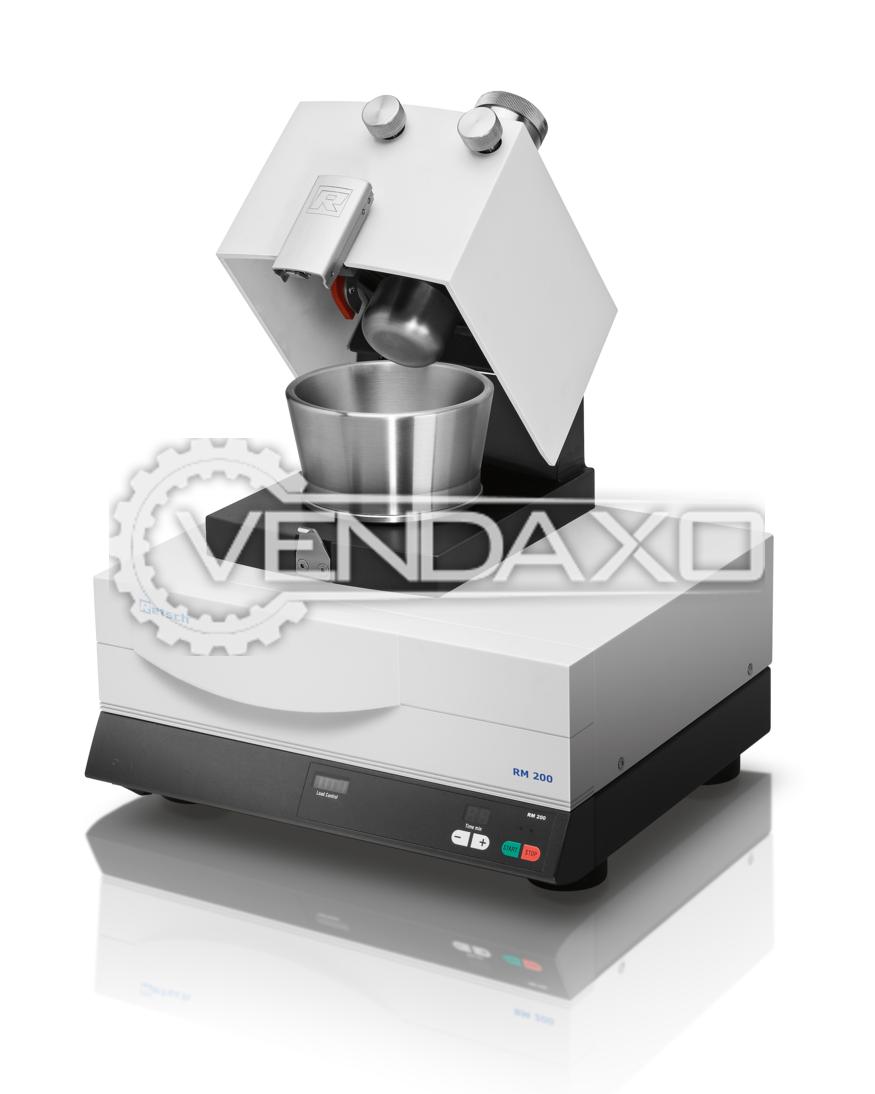 Retsch Make RM200 Mortar Grinder - 190 ML, 2016 Model