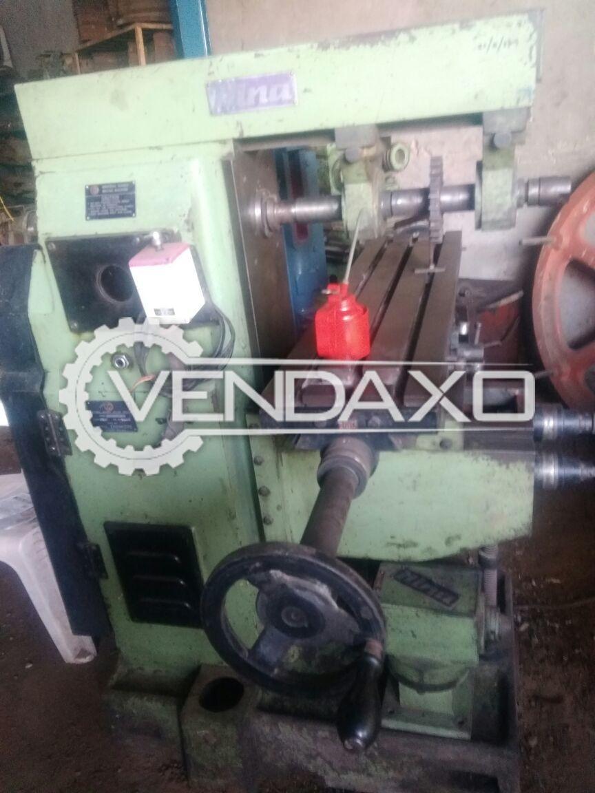 Hina Universal Geared Milling Machine: Size no. 2