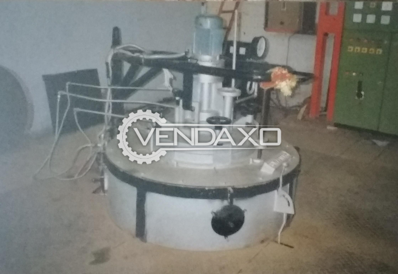Gas Carburising Heat Treatment Plant - 1999 Model