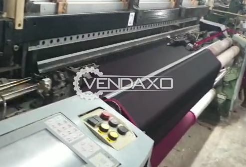 16 Set OF Picanol Omni Plus Loom Machine - Width - 220 CM, 2002 Model