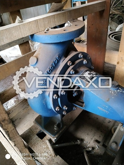 Available For Sale Kirloskar Industrial Pump - 75 HP