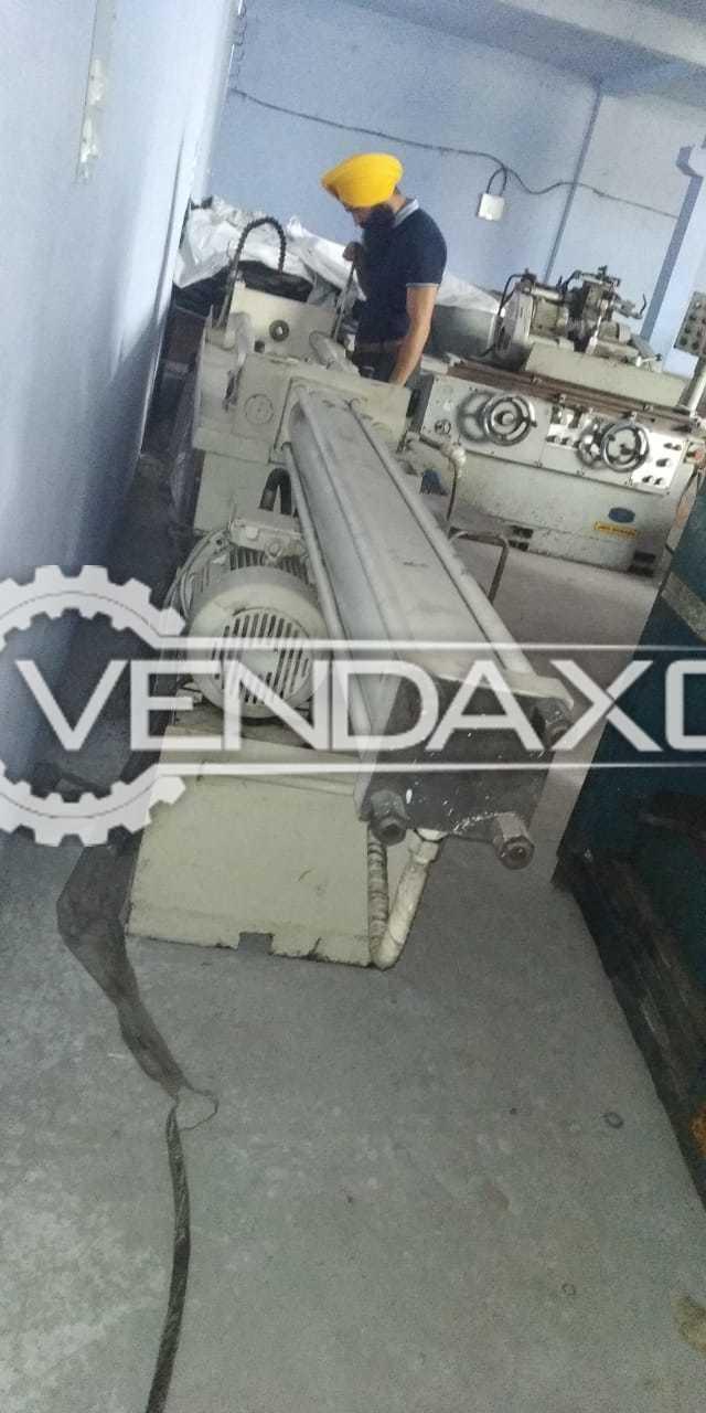 Kainth Make Broaching Machine - 1500 mm