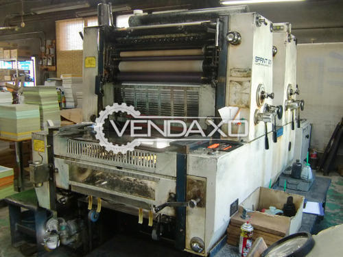Used Printing Machinery for Sale | Buy or Sell Used Printing
