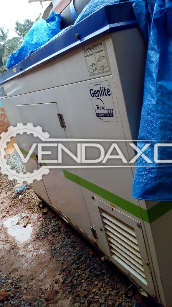 Genlite KG1-25AS Diesel Generator - 25 Kva