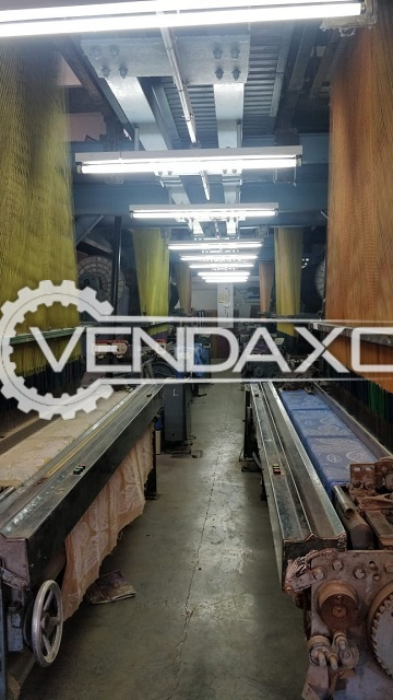 Vamatex Loom Machine - Width - 260 CM