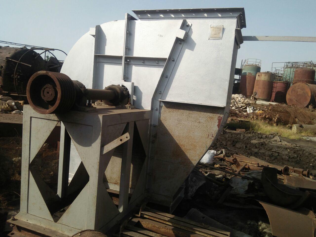 Boiler fan 1