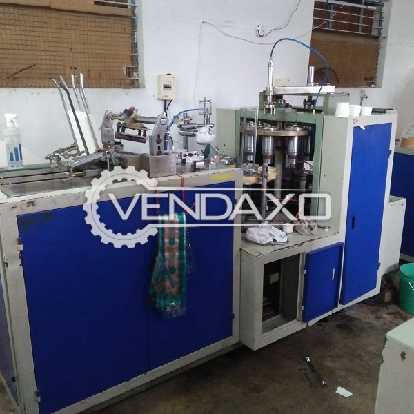 Available For Sale Tea Cup Making Machine - Mould - 80 ML