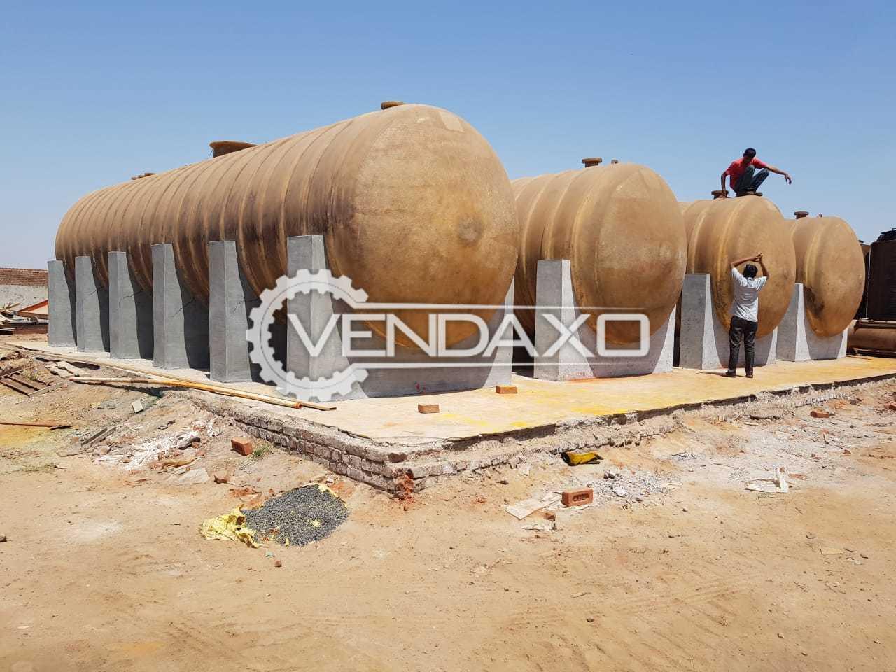 FRP Storage Tank - 25 KL, 45 KL, 80 KL