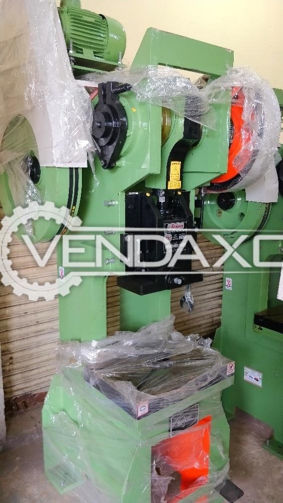 C Type Power Press - 30 Ton