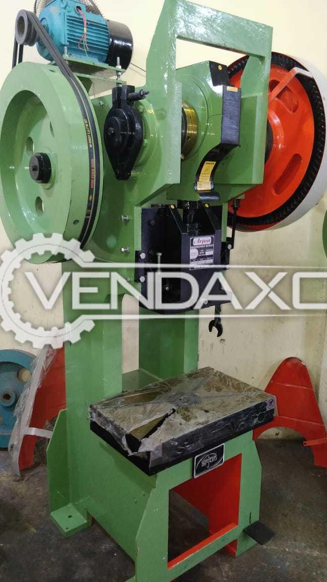 C Type Power Press - 50 Ton