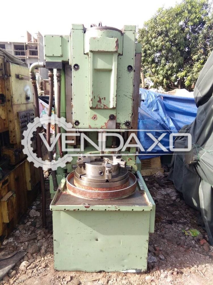TOS OHA 32A Gear Shaping Machine - Maximum Gear Diameter : 320 mm