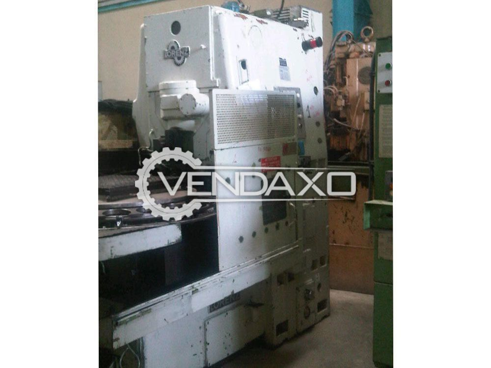 Lorenz LS 200 Gear Shaping Machine - Max.External Gear Diameter : 200 mm
