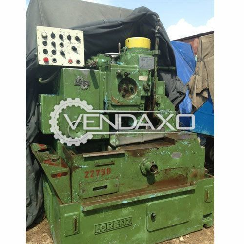 Lorenz SN4R Gear Shaping Machine - Maximum Diameter : 180 mm