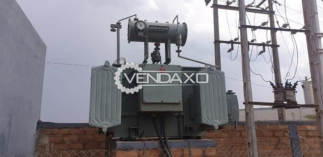 Insta-Power Make Transformer - 2000 Kva, 2018 Model