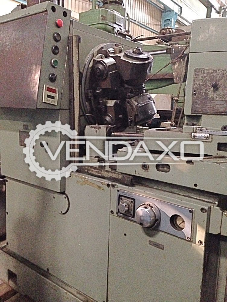 Russian Make Straight Bevel Gear Generator - Diameter : 150 mm