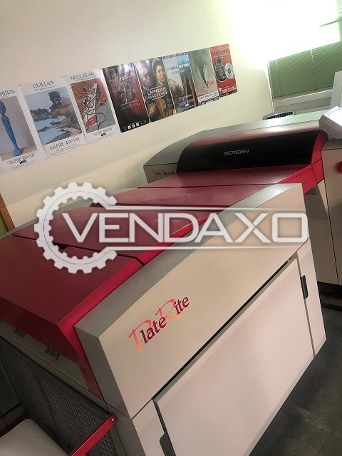 """Plate Rite PTR-4300 High-quality Thermal CTP Machine - 32.7"""" x 26"""""""