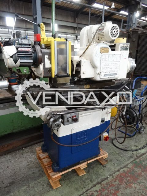 Hey 10 Gear Tooth Rounding Machine - Max.Job Diameter : 250 mm