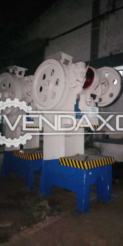 Simplex India Mechanical Rolling key Type Power Press - 100 to 150 Ton